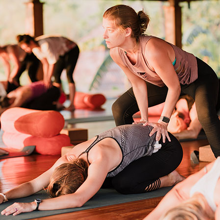 BE THE GREAT YOGA TEACHER IN YOUR COMMUNITY