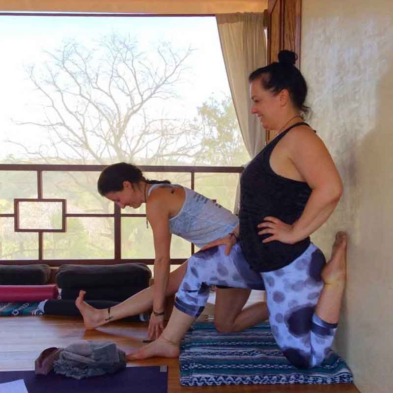 yoga training abroad