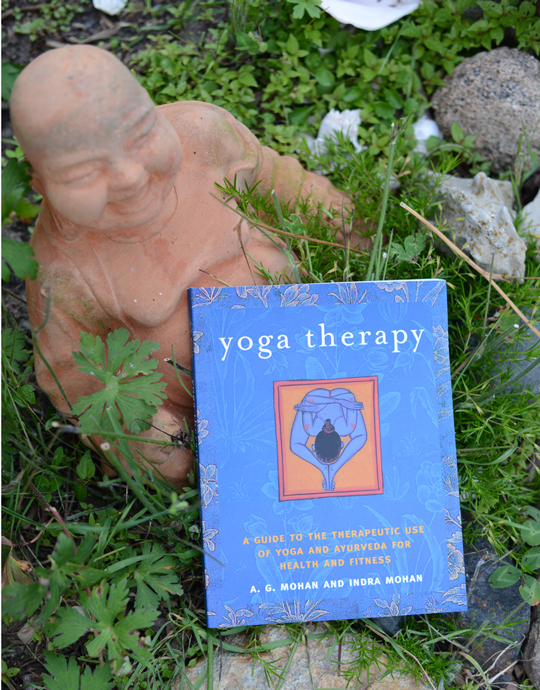 Yoga Therapy by AG Mohan