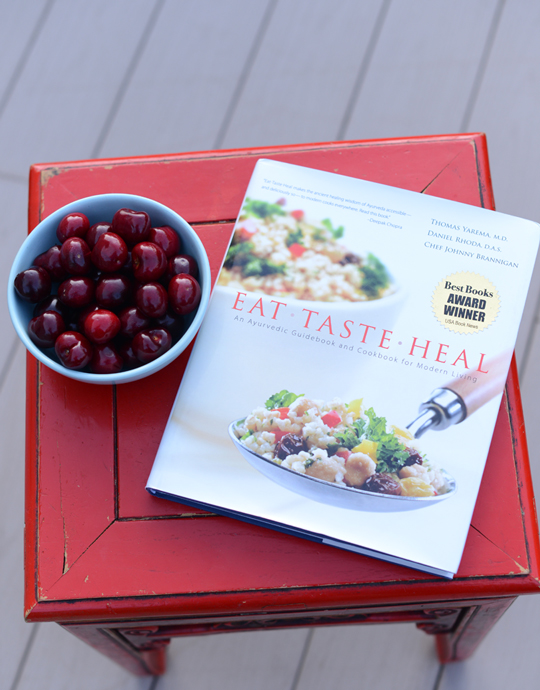 Eat, Taste, Heal Ayurveda Cookbook
