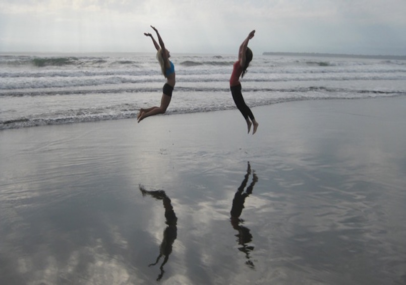 Celebrating Graduates of Yoga Teacher Training in Costa Rica