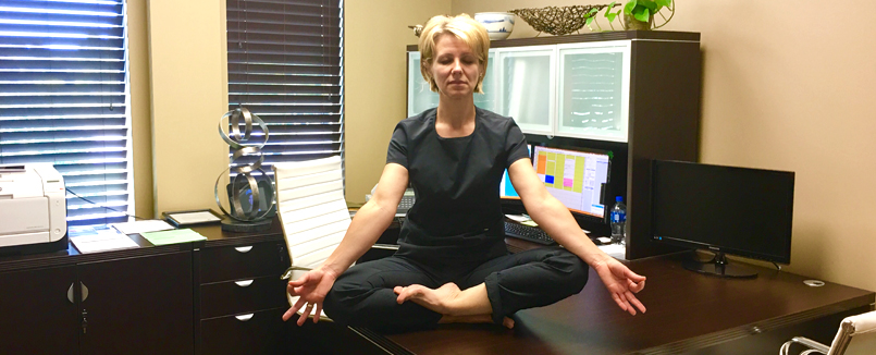 meditate The Complete Guide to Adding Exercise to Your Workday