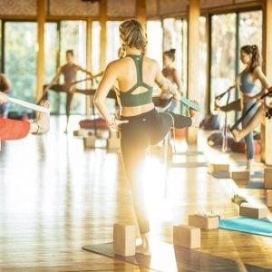 training daily yoga