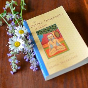 The Deeper Dimension of Yoga: Theory and Practice by George Feuerstein