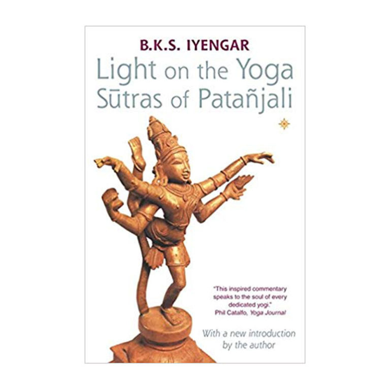 Yoga Store Light on Sutras of Patanjali