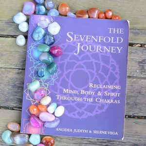 The Sevenfold Journey by Anodea Judith & Selene Vega