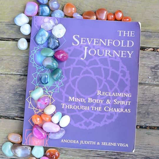 The Sevenfold Journey by Anodea Judith & Selene Vega