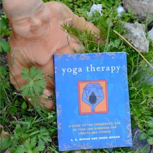 Yoga Therapy by A.G. & Indra Mohan