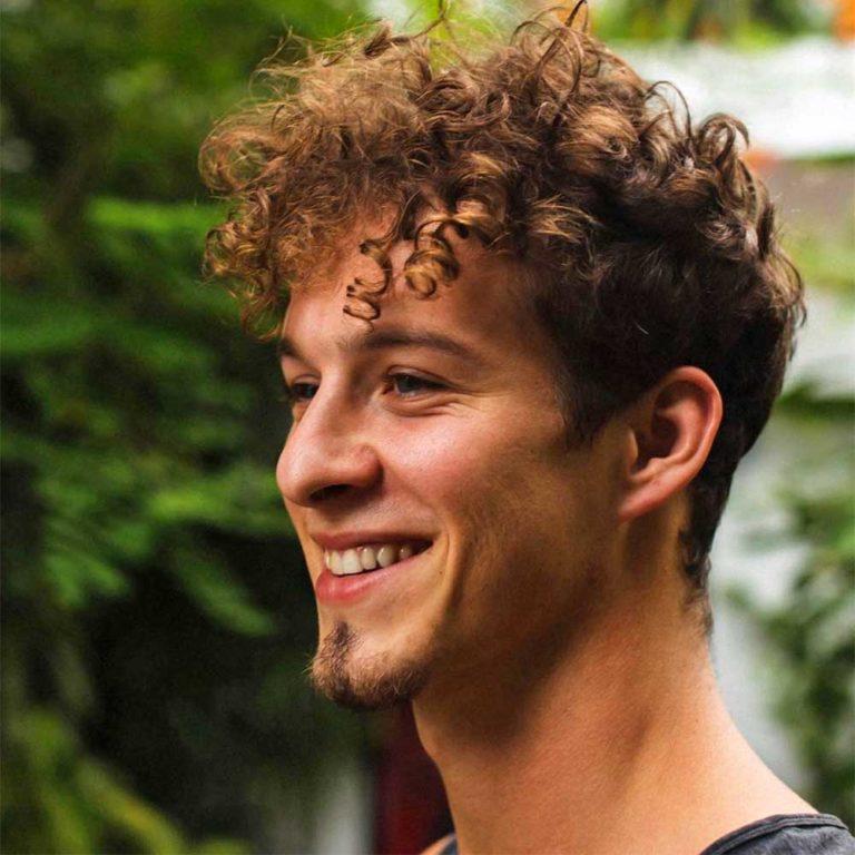 Yoga Teacher Student Dan Morgan